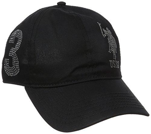 U.s. Polo Assn. Gorro De Béisbol Con Logo De Estrás Para Mu ... 49925f4d264