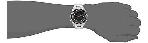u.s. polo assn. reloj de pulsera de plata con