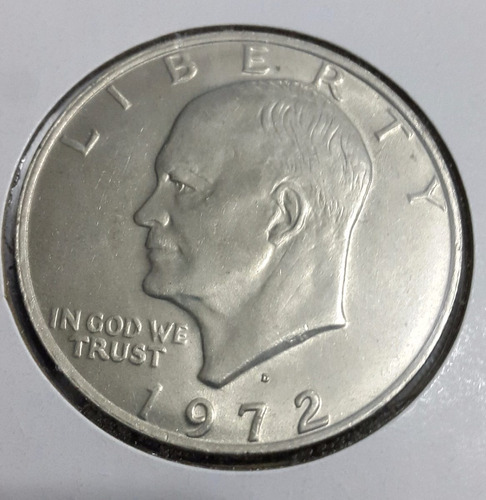 usa dollar eisenhower 1972
