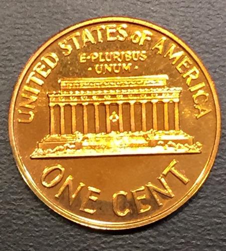 usa013 moneda usa 1 cent 1962 proof ayff