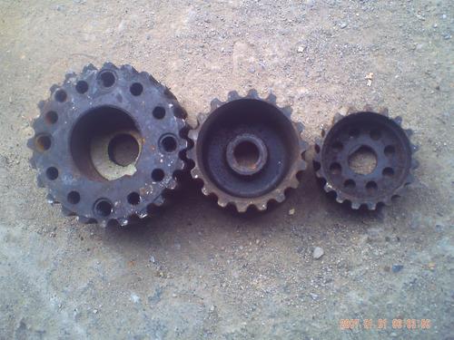 usado engranaje del motor de  mitsubishi   4g63
