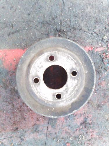 usado polea del damper renault 18 motor 1.600