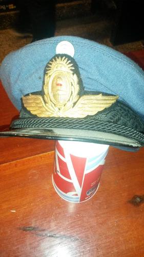 usado vendo 3 gorras de suboficial superior de la fuerza