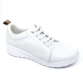 84eafc389e Sapato Branco Feminino Usaflex - Sapatos no Mercado Livre Brasil