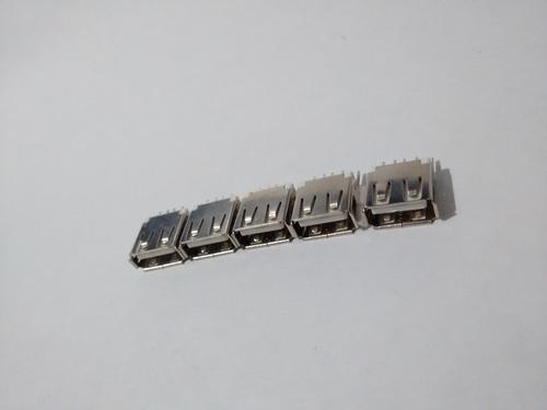 usb 2.0 hembra 10 piezas electronica robotica tipo a