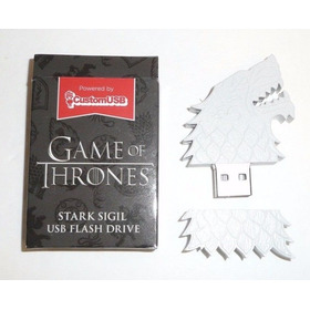 Usb 4 Gb Game Of Thrones Stark Hbo Exclusivo Nuev Loot Crate