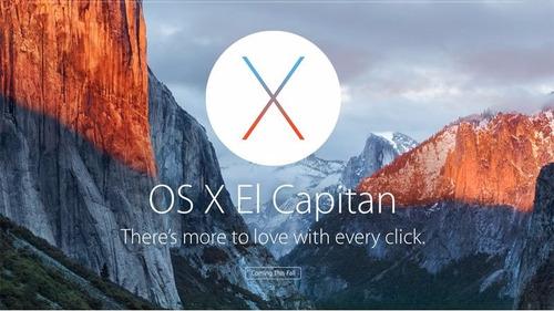 usb 8gb - sistema operativo original osx apple proce intel
