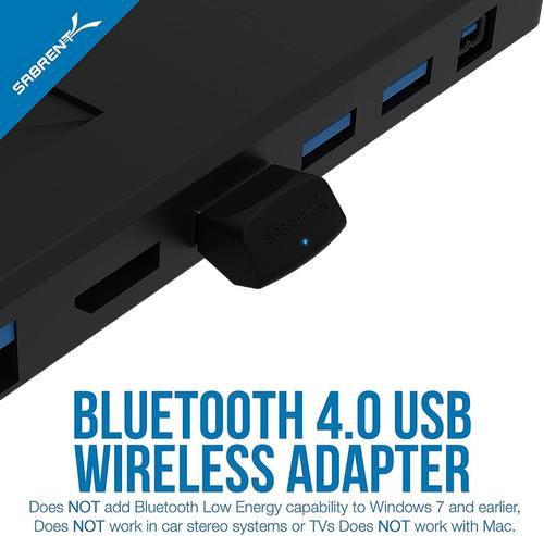 usb bluetooth adaptador