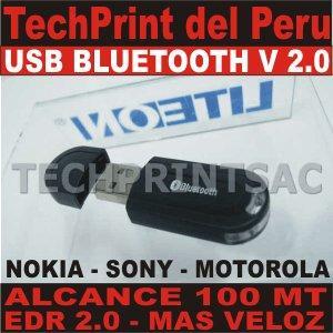 usb bluetooth celulares