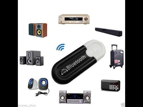 usb dongle  con bluetooth para equipos de sonido