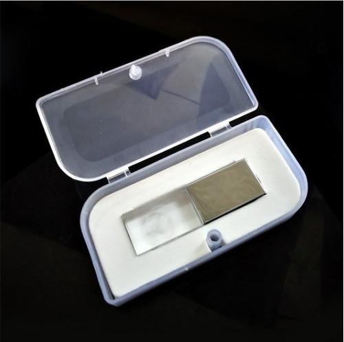usb flash drive led light glass 64 gb memory stick para peug