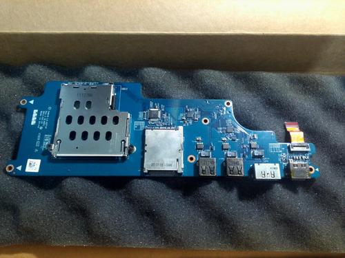 usb hdmi ports io circuit board - alienware m18x