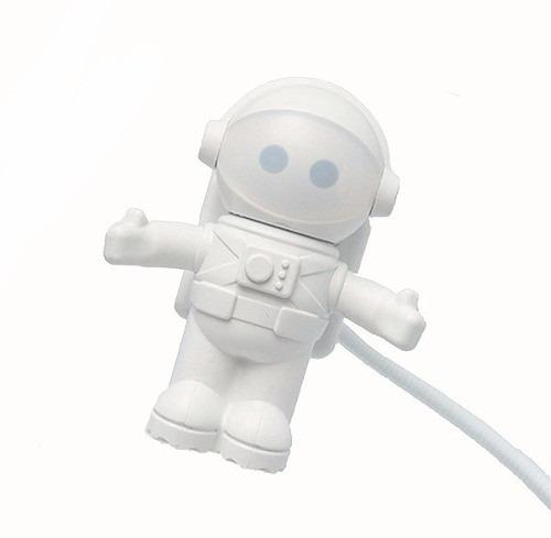 usb led astronauta