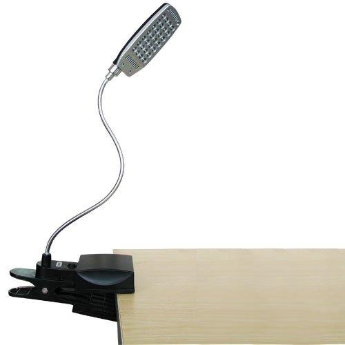 usb led luz - teclado luz lectura de la lámpara con presill