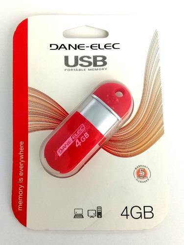usb pendrive 4gb - dane elec