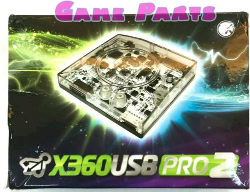 usb pro v2 rgh xbox reset glish hacker xrun