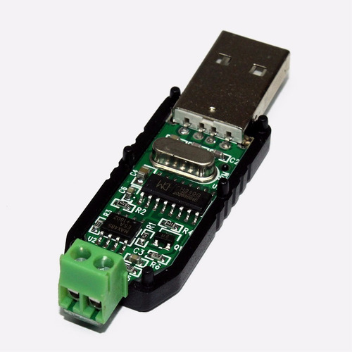 usb to rs485 modbus converter adapter