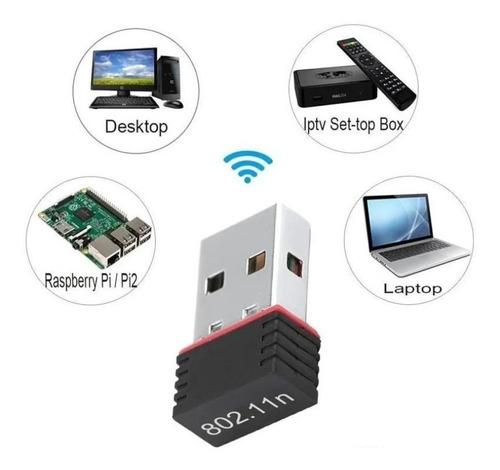 usb wifi adaptador red
