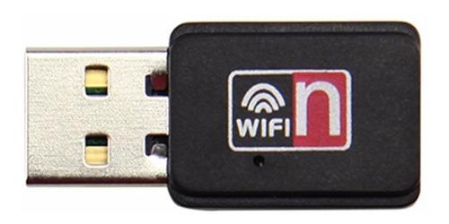 usb wifi portátil alta ganancia 14 canales antena integrada