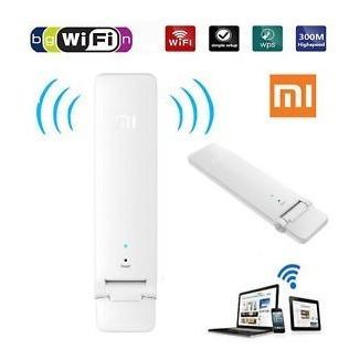 usb wifi xiaomi 2 300mbps amplificador alto rango repetidor