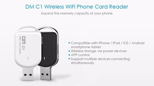 usb wireless para iphone android windows mobil pc y mac