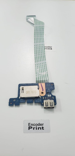 usb/sd board - includes connector cable 855010-001