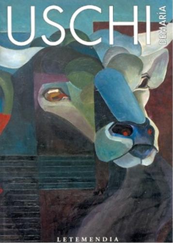 uschi  de  maria   (libro  de  arte)