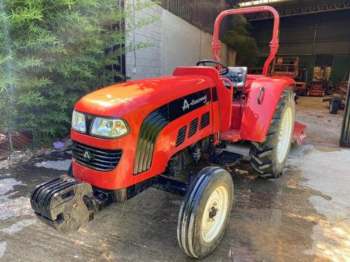 usd oficial tractor hanomag 600a 798 hs - con desmalezadora