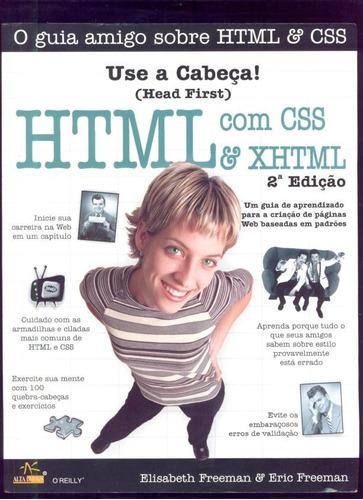 use a cabeça! html com css e xhtm