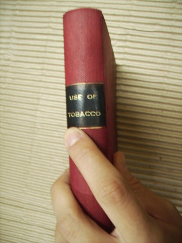 use of tobacco - aa.vv