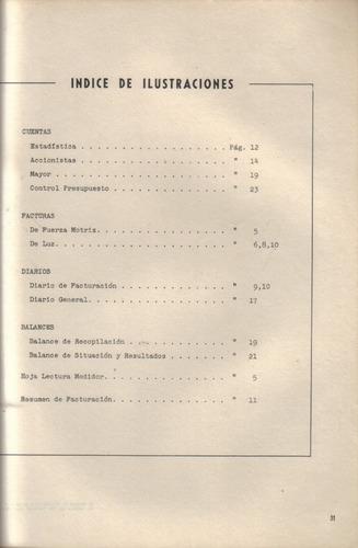 usinas eléctricas / contabilidad general / 1947