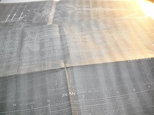 uss constitucion, maqueta 45 cms, 1880