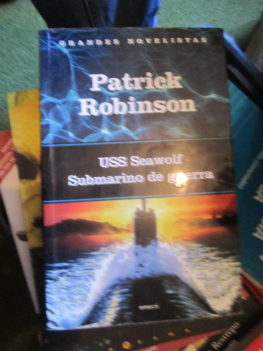 uss seawolf robinson patrick