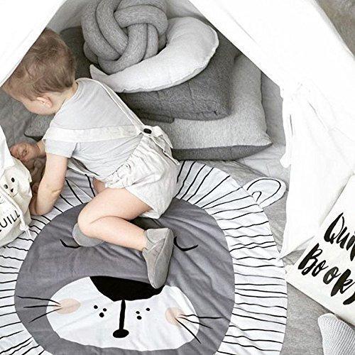 ustide alfombra para bebe alfombrilla para dormir con dibujo