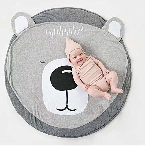 ustide alfombra para bebe con dibujos animados para dormir,