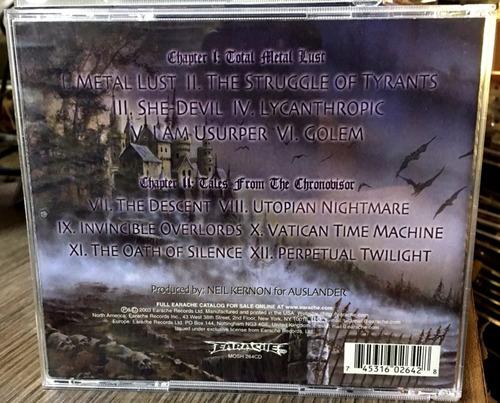 usurper - twilight dominion (2003)