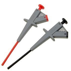 ut-c07 uni-t clips de prueba de aguja de perforación rápida