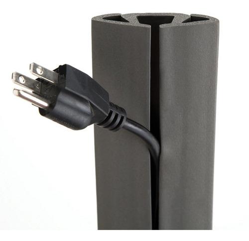 ut wire utw-cp501-gy-5 pies de la cuerda del protector con 3