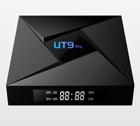 ut9 pro 4k 3gb/32gb bluetooth android 7.1 + teclado