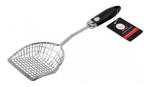 utensilio colador rápido de metal smart cook