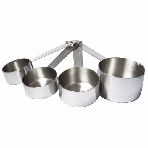utensilio de cocina de tazas medidoras table craft