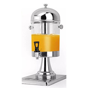 dcb75404d Dispenser Suqueira Suco 8 Litros Juice Inox Empresa Bar