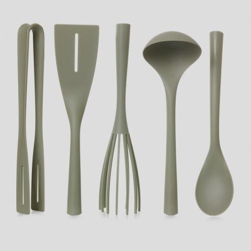 utensilios pantone (5 piezas)