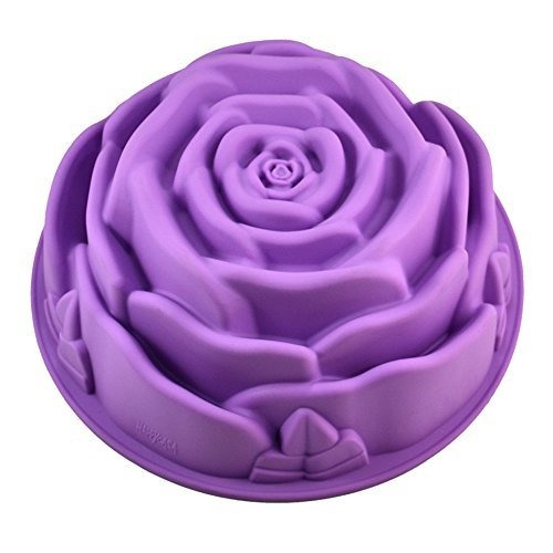 utensilios para hornear,9 cumpleaños de la flor rosa pas..