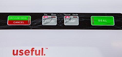 útil vacío uh-vs140 sistema sellador de bolsas de sellado