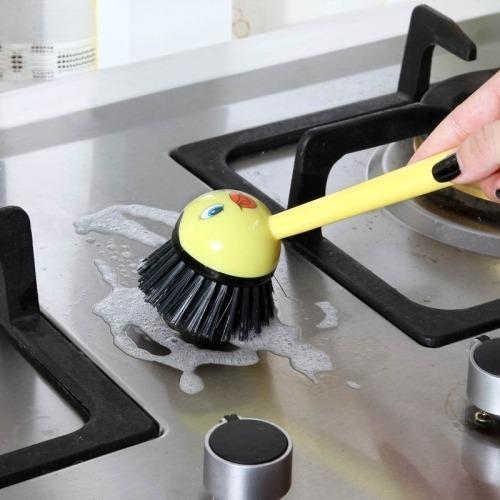 Utile Limpieza Limpiador Dibujo Animado Cepillo Cocina Dbhc Bs