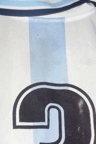 utileria camiseta de argentina reebok # 3