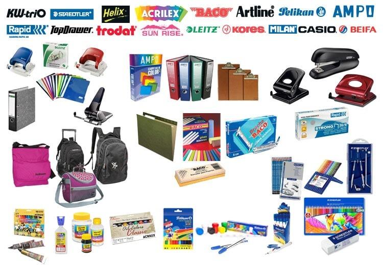 Tiles escolares y suministros de oficina u s 1 00 en for Suministros de papeleria para oficina