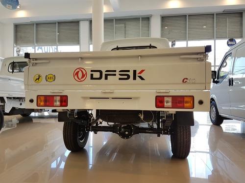 utilitario dfsk c32 cabina doble 2020 0km baudena