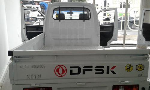 utilitario dfsk k01h 1.3 pickup.¡de contado!